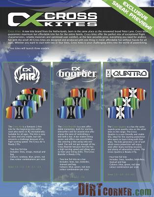 cx cross kites italia