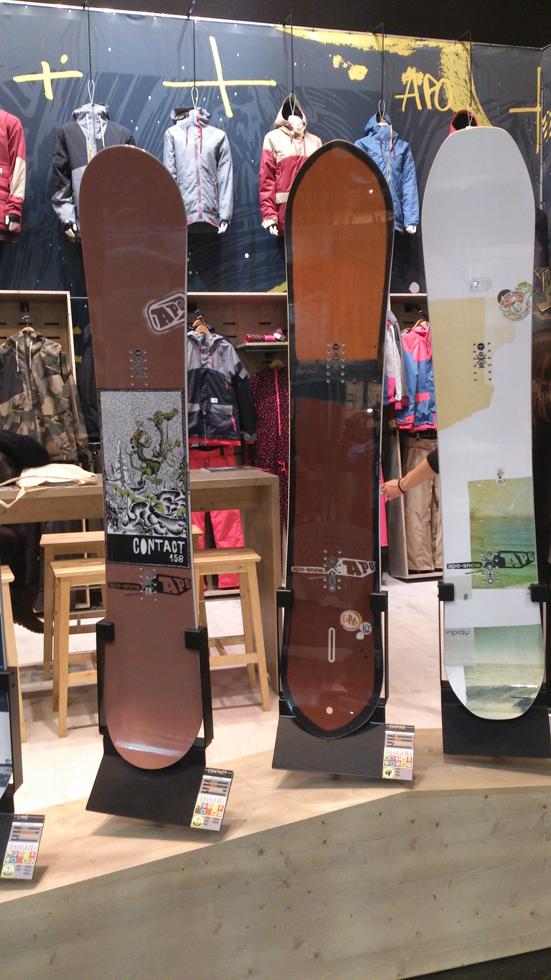 Apo Snowboards 2015