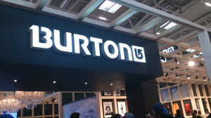 Burton Stand