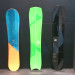 Capita Freeride prototypes