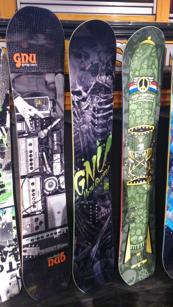 Gnu lineup 2015