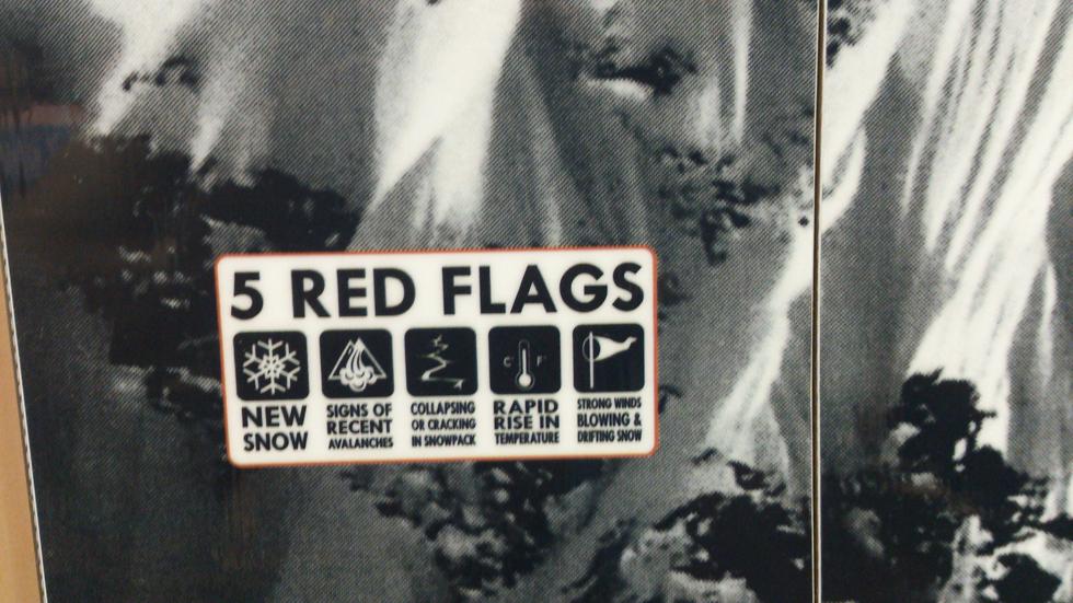 Il particolare della grafica della Explorer: 5 red flag da tenere sempre in considerazione!