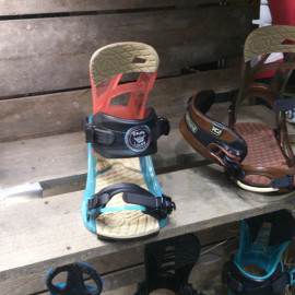 K2 Hurritane bindings 2015
