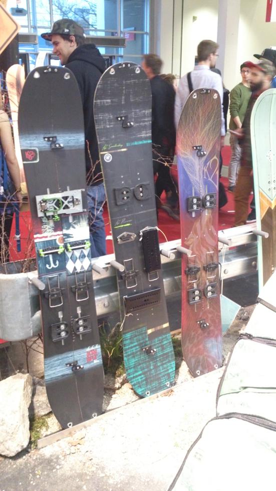 K2 Splitboards 2015