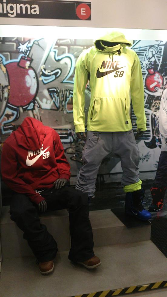 Nike Outerwear 2015