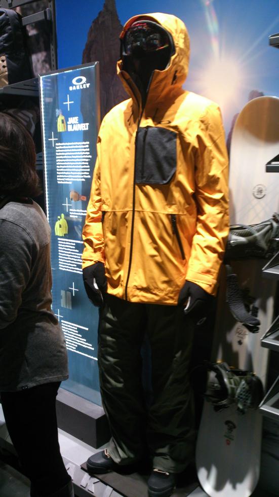 Oakley Outerwear Jake Baluvelt outfit 2015